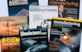 industry magazine covers