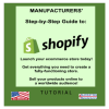 Manufacturers' Guide to Shopify: Finalizing Your Store – Pt 3