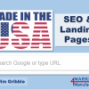 5 'Made in the USA' Landing Pages by American Manufacturers